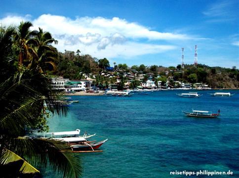 Mindoro Puerto Galera Sabang White Beach